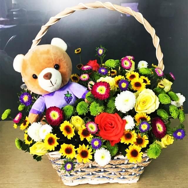 Dịch vụ điện hoa - Thay lời yêu thương