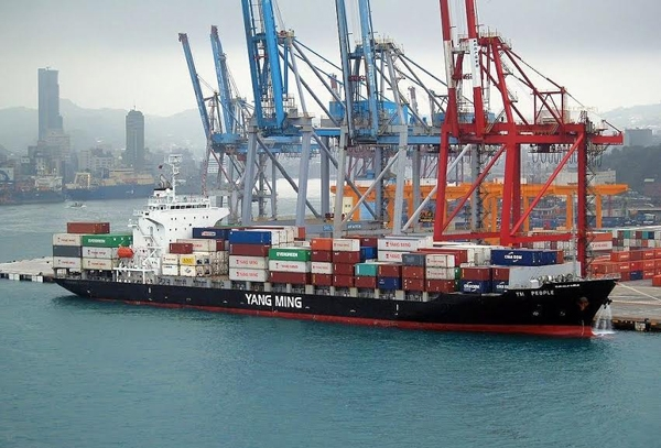 Dịch vụ chuyển phát nhanh từ Bình Dương đi Trung Quốc đường biển