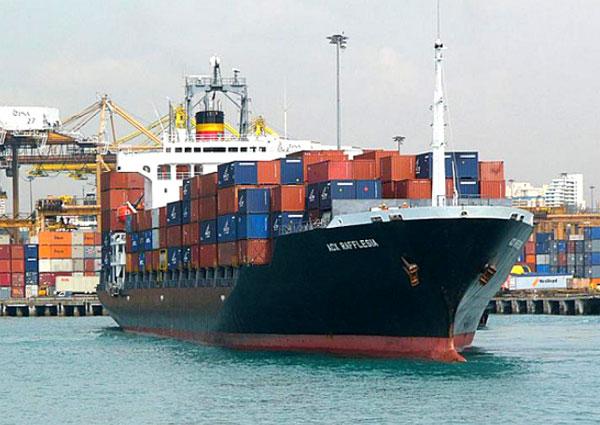 chuyển phát nhanh từ Cà Mau sang Trung Quốc đường biển