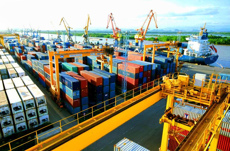 chuyển phát nhanh từ Đồng Tháp sang Trung Quốc đường biển