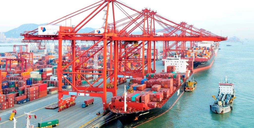 chuyển phát nhanh từ Khánh Hòa sang Trung Quốc đường biển