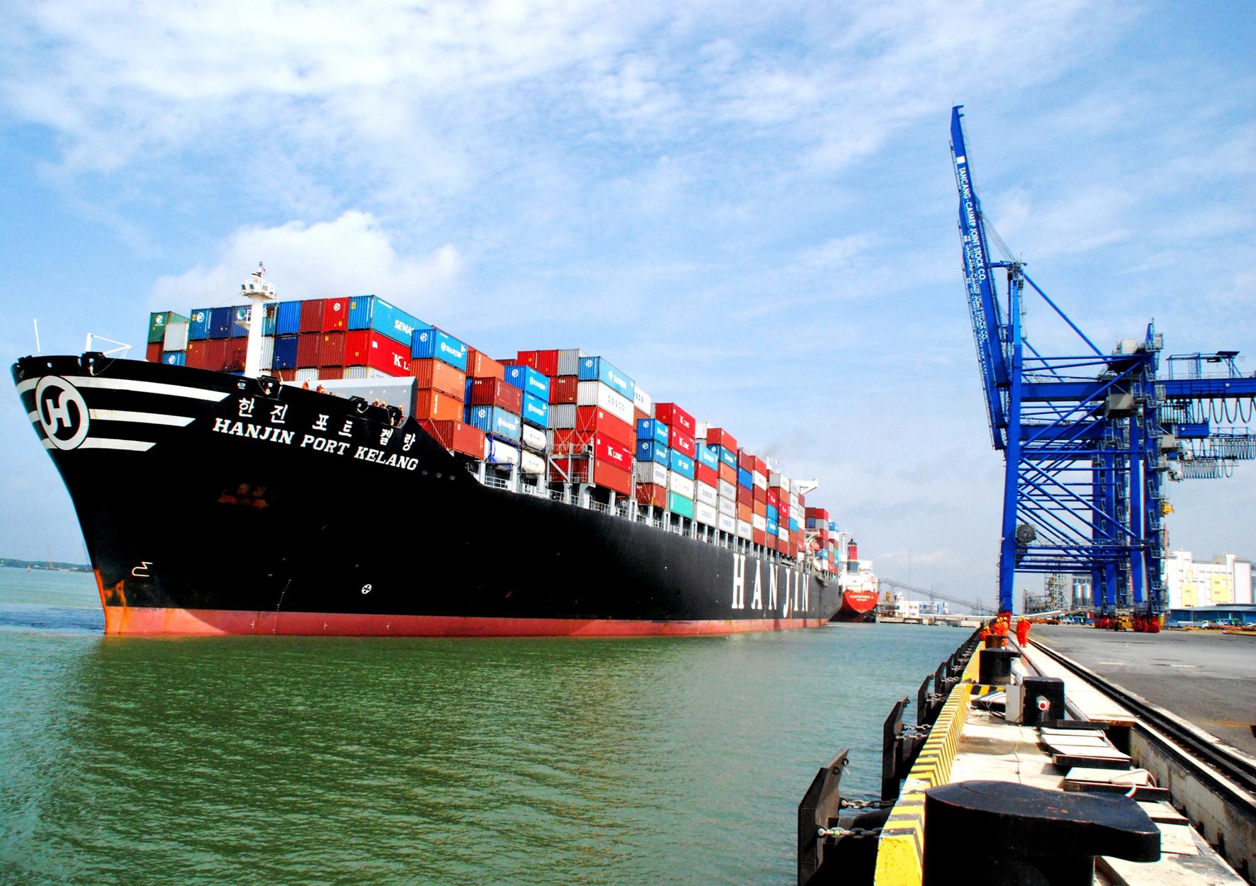 vận chuyển hàng trung quốc về đà nẵng đường biển